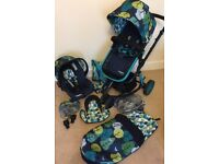 *Cosatto woop pram travel system*