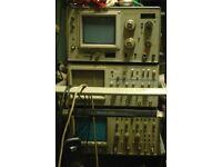 test gear ; read list ham radio