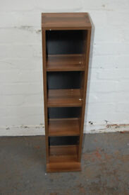 DVD Rack / shelf / Walnut