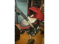 Jane Ryder Travel System
