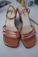 Summer Wedges and Heels - Size 6.5 - 7