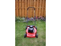 Sovereign 450 Petrol Lawn Mower with Grass Catcher