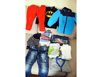 Boys bundle 12-24 months