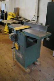 """Sedgwick 10"""" Planer and Thicknesser, Single Phase"""