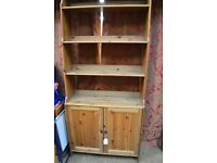 Ikea Bookcase with Cupboard
