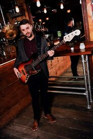 Bass Guitar Lessons - North London *FREE CONSULTATION*