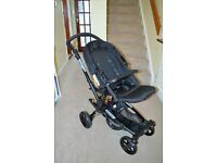 """""""Jane Epic"""" Buggy with Matrix 2 and Koos Buggy/Car Seats (cost £700.00)"""