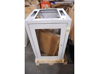 Server Rackmount Cabinet with glass panel, keys, multiple shelves and casters.