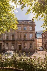 Edinburgh • EH1 • West End • Serviced Offices • Prestigious Location