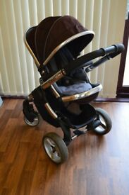 Icandy Peach pram and travel system