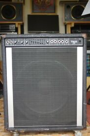 Peavey TKO75 1x15 Bass Amp, Made in USA