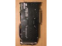 Nvidia GTX 970 Asus Strix OC graphics card