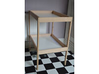 Changing table (Ikea) for sale. Used, but in great condition.