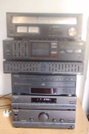 LOTS OF STEREO/AUDIO