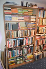 Large Book Collection (approx 1000 books)