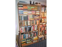 FURTHER REDUCED: now £2,000. ! Large Book Collection (approx 1000 books)