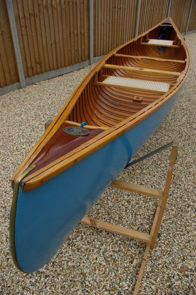 wood and canvas canadian canoe in halesworth suffolk gumtree