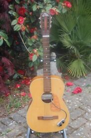EKO 1960S SEMI ACOUSTIC GUITAR