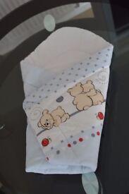 Baby Sleeping Bag Wrap Blanket