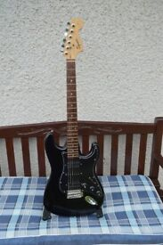Fender Squire Stratocaster HSH