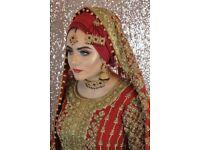 Qualified hair and makeup artist - bridal and party. Bradford Leeds Halifax Huddersfield Dewsbury