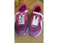 puma sport shoes size UK 3