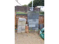 Blocks and bricks, job lot