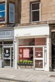Beauty Room for Rent in Morningside, Edinburgh
