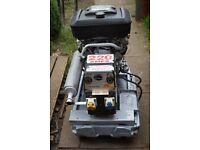 220AMP DC WELDER GENERATOR 110/240 VOLT ELECTRIC START SPITFIRE XJ ONO