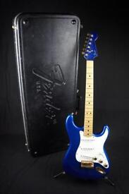 1980 CBS era limited edition Fender Stratocaster With Hard Case