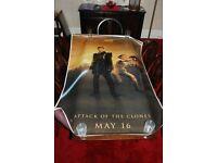 "Star Wars Episode II 40 x 60"" Original Poster"