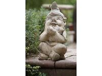 A Super Garden Gnome