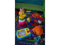 Toy bundle £10 for all- excellent condition