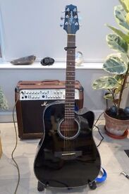 Takamine GD15CE BLK Electro Acoustic Guitar