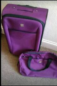 TRIPP suitcase and cabin bag