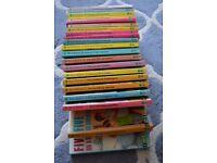 Enid Blyton Famous Five Books - Complete Set
