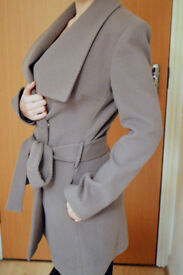 Classy Grey Warm Coat for Sale