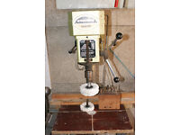 benchdrill and sander on its own stand imageswill show you good condition no time wasters