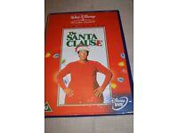 DVDs Santa Clause + Holes