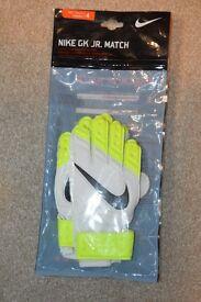 Childrens Nike GK Jr. Match Goalkeeper Gloves