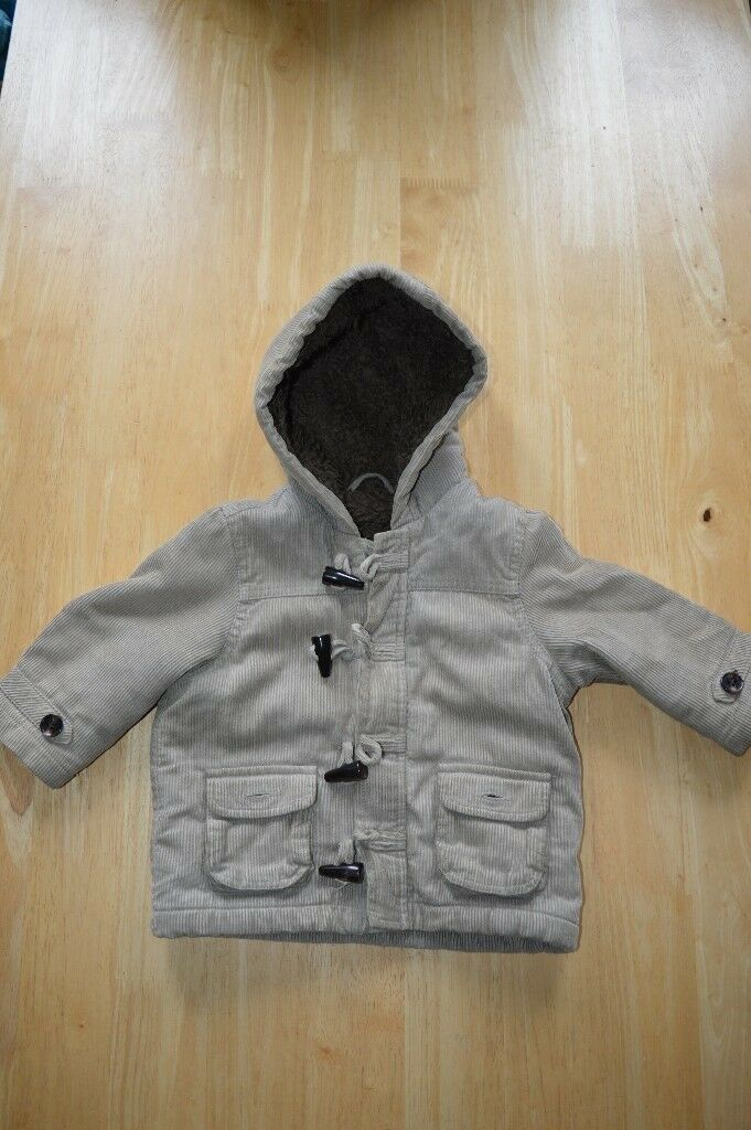 Boys coat 3-6 months