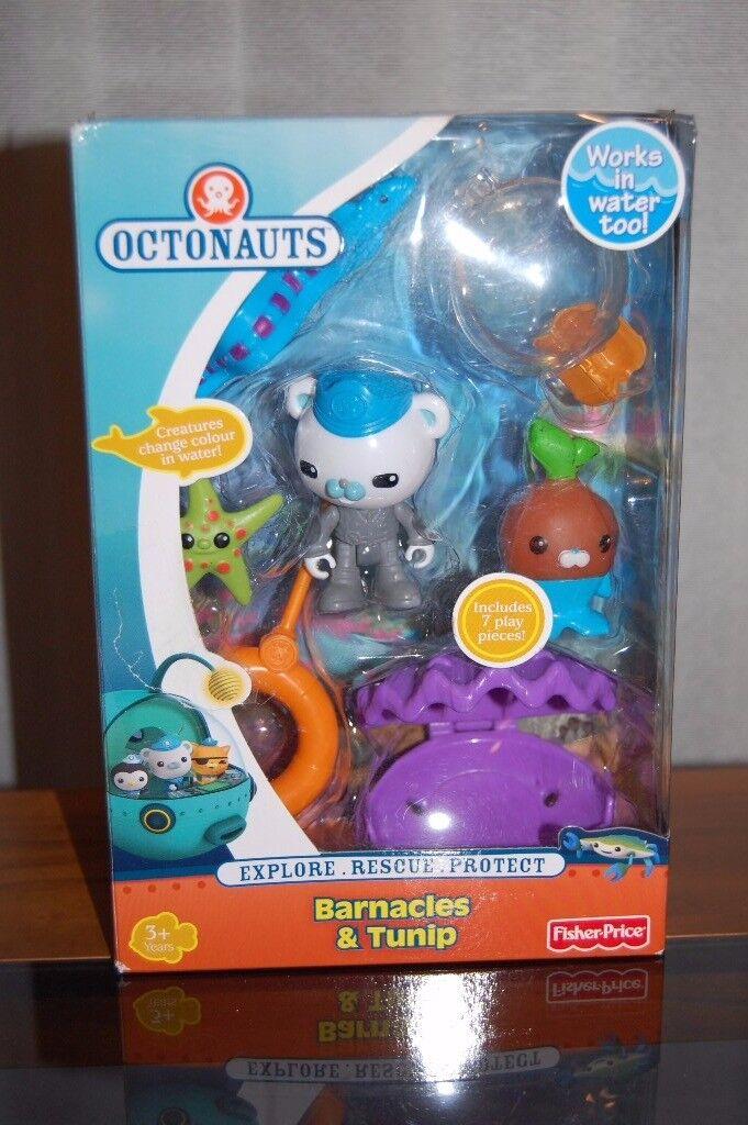 Octonauts Barnacles & Tunip