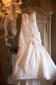 Designer Wedding dress by Ellis