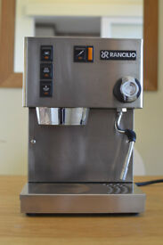 Rancilio Silvia Home Espresso Machine Reconditioned