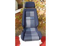Genuine Recaro car seat