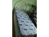Sweat Dreams single bed with storage