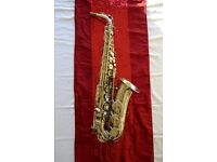 Siler alto sax! Awesome christmas gift, great for beginners