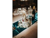 11 Large Vases for wedding decoration/ centrepieces