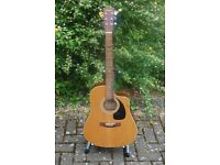 FENDER ACOUSTICASONIC 30 PLUS SEMI ACOUSTIC GUITAR