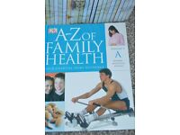 A-Z OF FAMILY HEALTH SET OF BOOKS 26 PCS